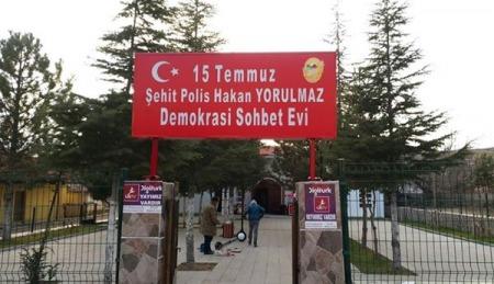 şehit polis hakan yorulmaz demokrasi sohbet evi