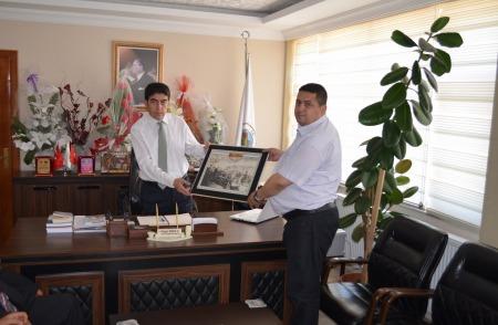 türkiye gençlik birliği genel başkanı hakan polat ziyareti