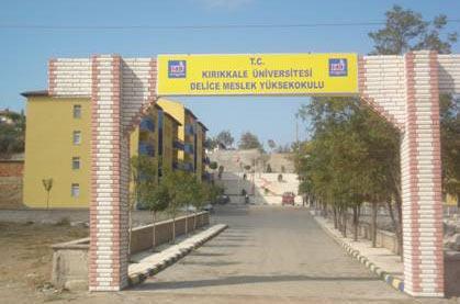 kırıkkale üniversitesi delice meslek yüksek okulu
