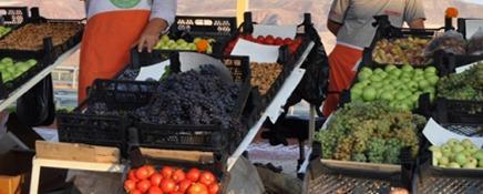 köylü pazarı